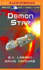 Star Force: Demon Star 12 by B. V. Larson and David VanDyke (2016, MP3 CD,...