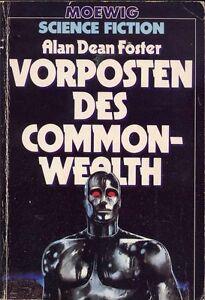 Foster, Alan Dean: Vorposten des Commonwealth, Moewig 3597 Homanx