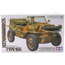 Tamiya 1/35 scale WW2 German Schwimmwagen Type 166