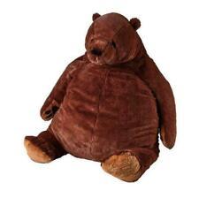 Giant Simulation Djungelskog BearTeddy Toy Bear Brown Animal Doll Stuffed Xmas