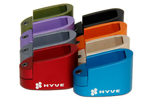 Hyve Technologies plus 2 mag extension for the Smith and Wesson M&P Shield 9mm
