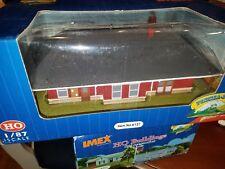 HO IMEX Small Town Station BUILT-UP NIB 6137  B