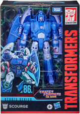 """Transformers Studios Series 6""""Figure Voyager 2021 Wave 1 Scourge #86-05 IN STOCK"""