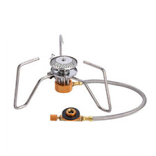Ultralight Camping Stove Propane Butane Gas Burner Outdoor Backpacking Picnic WB