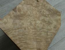 Myrtle Burl Wood Veneer 4 Sheets 122 X 866 31 X 22 Cm 055 Mm 145
