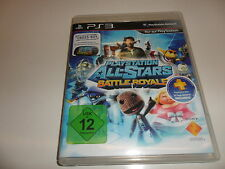 PlayStation 3 PS 3  PlayStation All - Stars Battle Royale