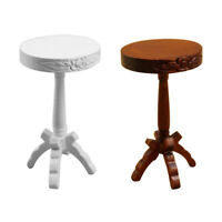 1/12 Scale Dollhouse Miniature Flower Stand Chair Doll House Furniture AcceU6B5