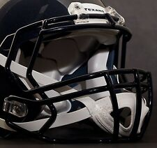 HOUSTON TEXANS Riddell Speed S2BD Football Helmet Facemask/Faceguard (NAVY BLUE)