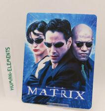THE MATRIX - Lenticular 3D Flip Magnet Cover FOR bluray steelbook