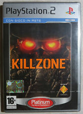Killzone - Nuovo Sigillato PlayStation 2 - PS2 - ITA - Raro