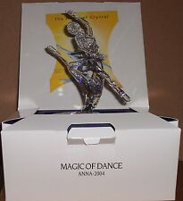Swarovski ANNA from Magic of Dance, for 2004 Closed 2004. MIB