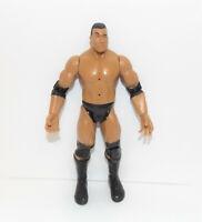 """2001 Jakk's Back Talkin' Slammers """"The Rock"""" Action Figure WWF WWE [362]"""