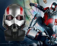 Ant-Man and the Wasp Helmet Scott Lang Mask Halloween Cosplay PVC Full Face Prop