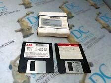 Abb Robotics 64-01503 Robotware Floppy Disks