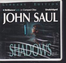 SHADOWS by JOHN SAUL ~ UNABRIDGED CD AUDIOBOOK