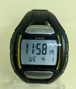 MIO Stride Unisex Sport Watch with Heart Rate Monitor / Pedometer