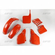 New Honda EVO CR 250 87 1987 Colour Red Plastic Kit Plastics