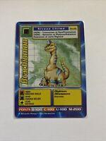 Carte Digimon Brachiomon MP-106 Française RARE Near-mint