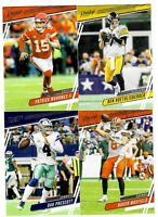 2020 Panini Prestige Football Base Veterans #1-200 - Complete Your Set You Pick!