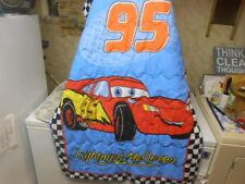 Disney Pixar Cars Movie Lightning McQueen Children's Bed Spread