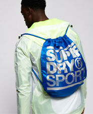 Superdry Mens Drawstring Bag