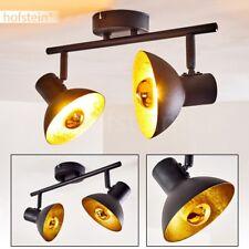 Plafonnier LED Lampe de chambre à coucher Lustre Lampe à suspension Métal 182402