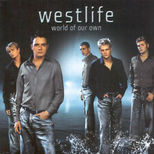 Westlife - World Of Our Own - CD Album DISK ONLY
