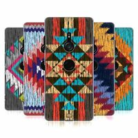 HEAD CASE DESIGNS TIMBER TRIBAL PRINTS HARD BACK CASE FOR SONY PHONES 1