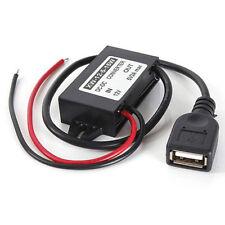 CONVERTITORE CC / CC Modulo 12V a 5V 3A CW OUTPUT USB Adattatore Di Alimentazione Regolatore 15W 3