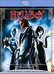 Hellboy (Director's Cut) [New Blu-ray] Dolby Digital, Sealed