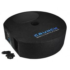 Crunch gp690 Groundpounder Active Subwoofer Sistema reserveradwoofer 300 Watt