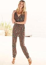 ⭐ Kaleidoscope Ethnic Print Summer Jumpsuit UK Size 8