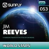 JIM REEVES SUNFLY KARAOKE CD+G - WORLD STARS