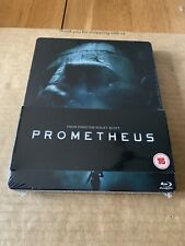 Prometheus (2012) 3D & 2D Blu Ray Steelbook NEW & SEALED Alien SciFi Horror