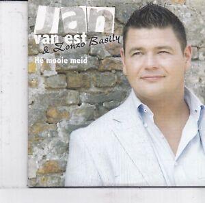 Jan Van Est -He Mooie Meid cd single