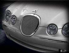 Jaguar S-Type Upper Mesh Insert and Lower Mesh Grille Grill PKG 2000-2004