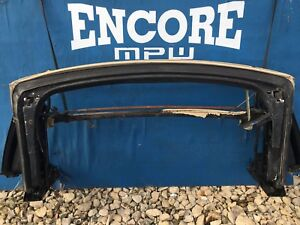 1983-1993 Ford Mustang Convertible Top Metal Frame Complete Skeleton Bars & Arms