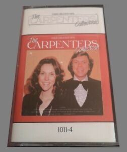 The Carpenters Their Greatest Hits Cassette Tape