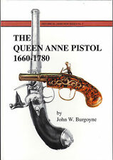The Queen Anne Pistol - English Firearm From 1660 - 1780 Flintlock Deringer