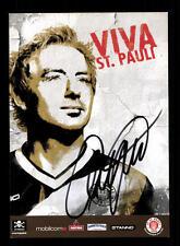 Sebastian Wojcik Autogrammkarte FC St Pauli 2004-05 Original Signi+A 139591