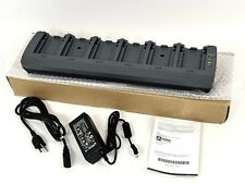 Psion Teklogix 6 Slot Battery Charger For Omnii Xt10xt15 Pn St3006