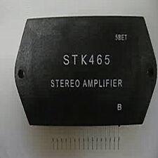 1PCS/LOT    STK465   STK-465   STK 465   ZIP-16  Audio  power  amplifier  module