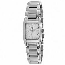 ESQ by Movado Womans Quest Stainless-Steel White Dial Watch - Model 07100947