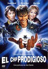 PELICULA DVD EL CHIP PRODIGIOSO EDICION EXCLUSIVA WARNER