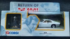 corgi 57404 the saint jaguar xjs with figure ian ogilvy diecast