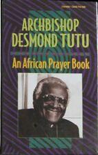 ARCHBISHOP DESMOND TUTU - AN AFRICAN PRAYER BOOK 2 cassettes