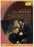Met - Levine/Puccini:la Bohme Nuevo DVD
