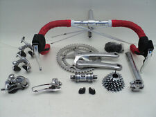 Vintage 90s CAMPAGNOLO AVANTI 8 speed group set build kit gruppe record