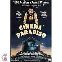 Cinema Paradiso Huge Poster Print   #12671