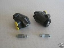2 x RELIANT REBEL REGAL ROBIN RIALTO FRONT WHEEL CYLINDERS - GIRLING BRAKES